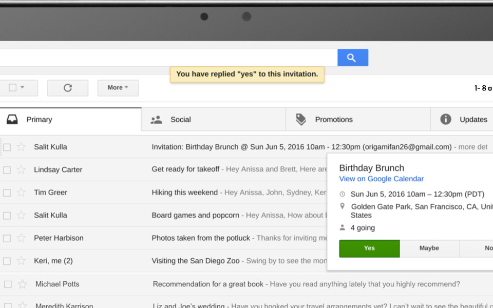 Clean up your Gmail by deleting largest emails