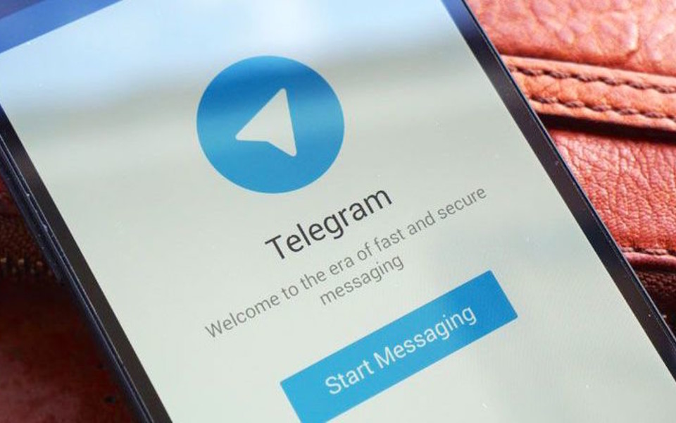 Telegram blocked a channel for pirated content