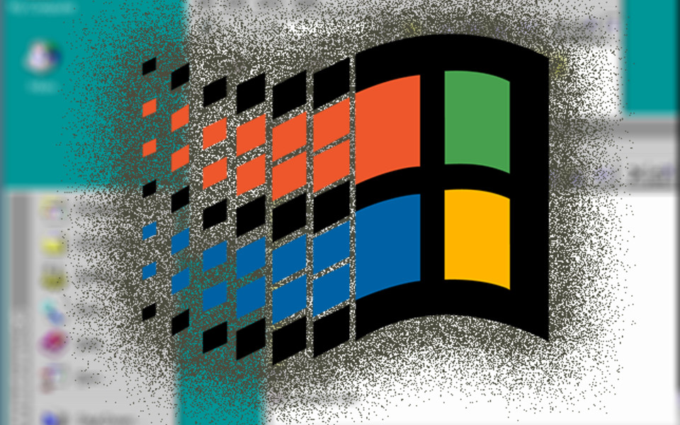 Windows 95 can now run as an .exe file