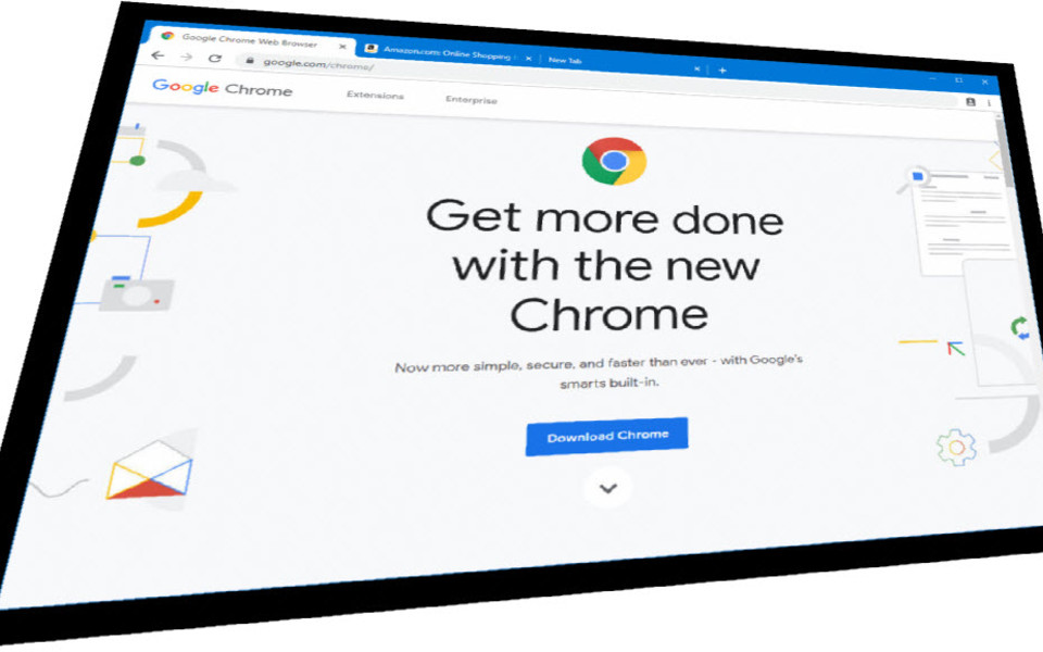 Chrome 69 has a new, Firefox-like interface