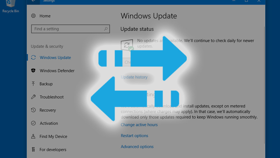 How much data does Windows Update use?