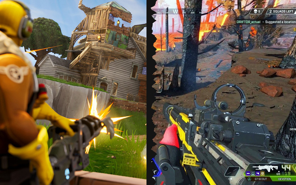 7 Reasons why Apex Legends is better than Fortnite ‒ defkey