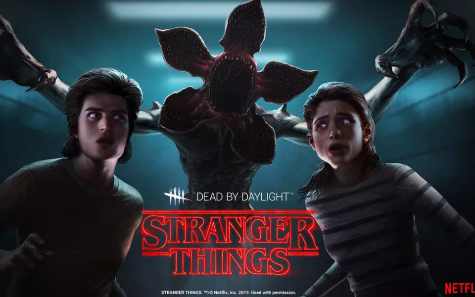 Dead by Daylight to feature Stranger Things