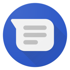 Android Messages on Web