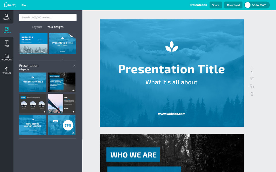 Canva (Mac)