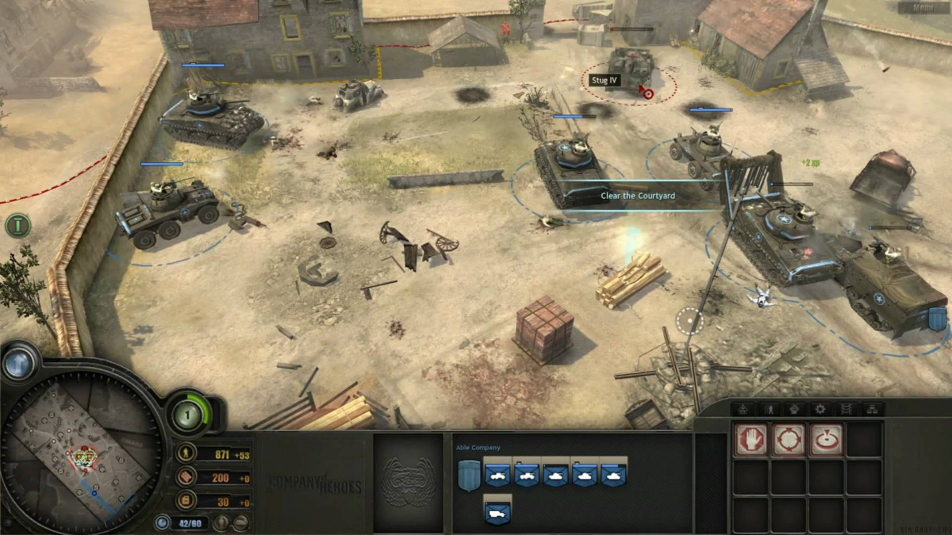Company Of Heroes Game Hotkeys Defkey