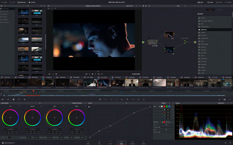 DaVinci Resolve 15 (Mac)