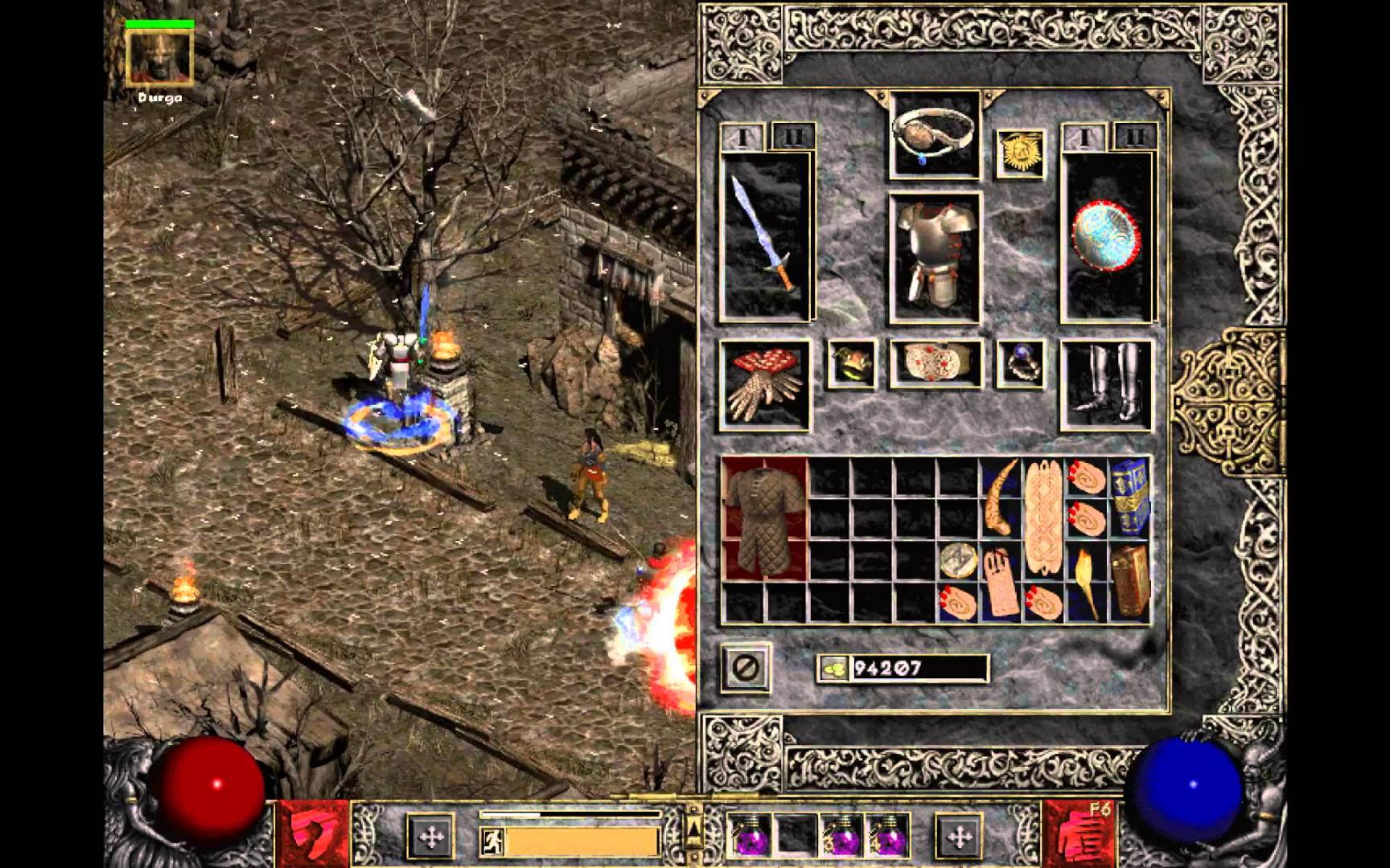 Diablo II game hotkeys ‒ defkey
