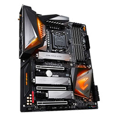 Gigabyte Aorus motherboard - Points: 94%