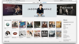 iTunes 11 for Mac