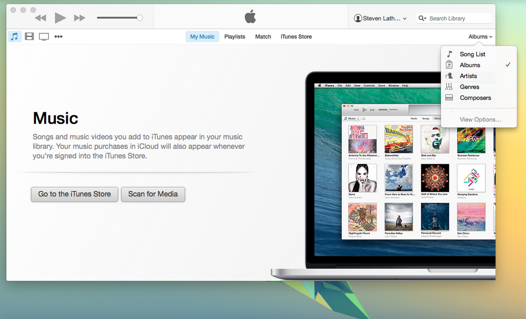 iTunes 11 for Windows