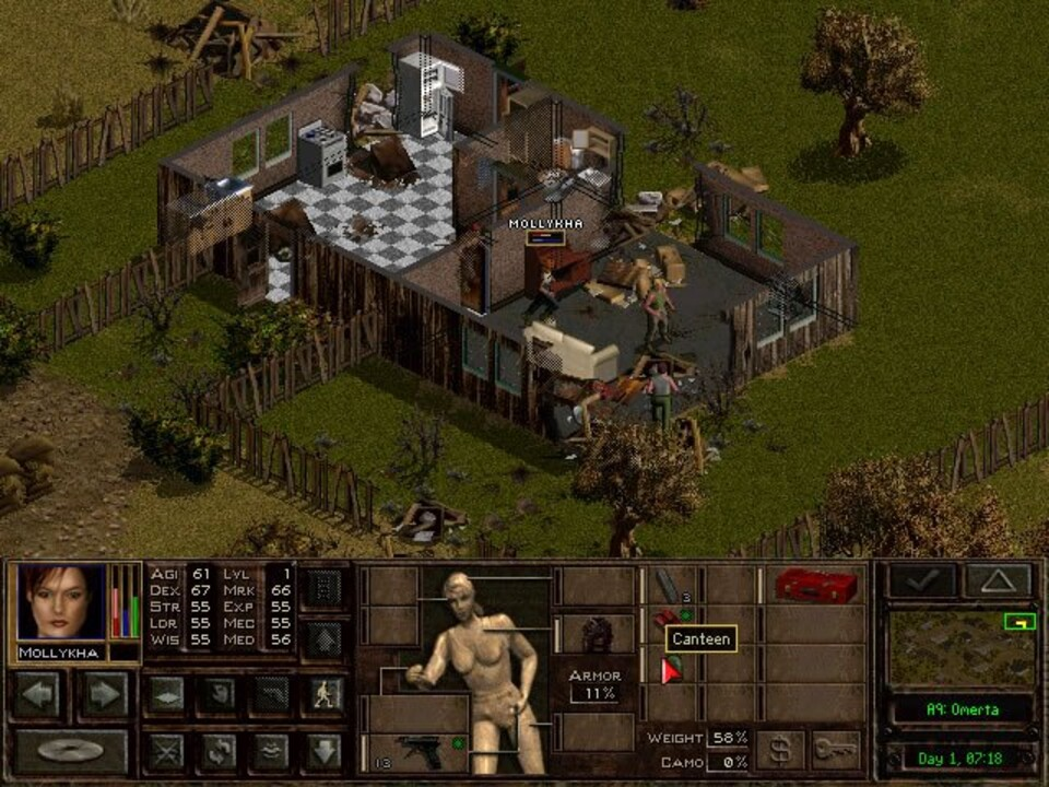 Jagged Alliance 2 (version 1.13)