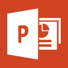 Microsoft PowerPoint 2019 (Creating presentations)