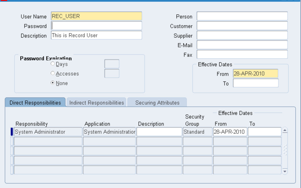 Oracle EBS Forms