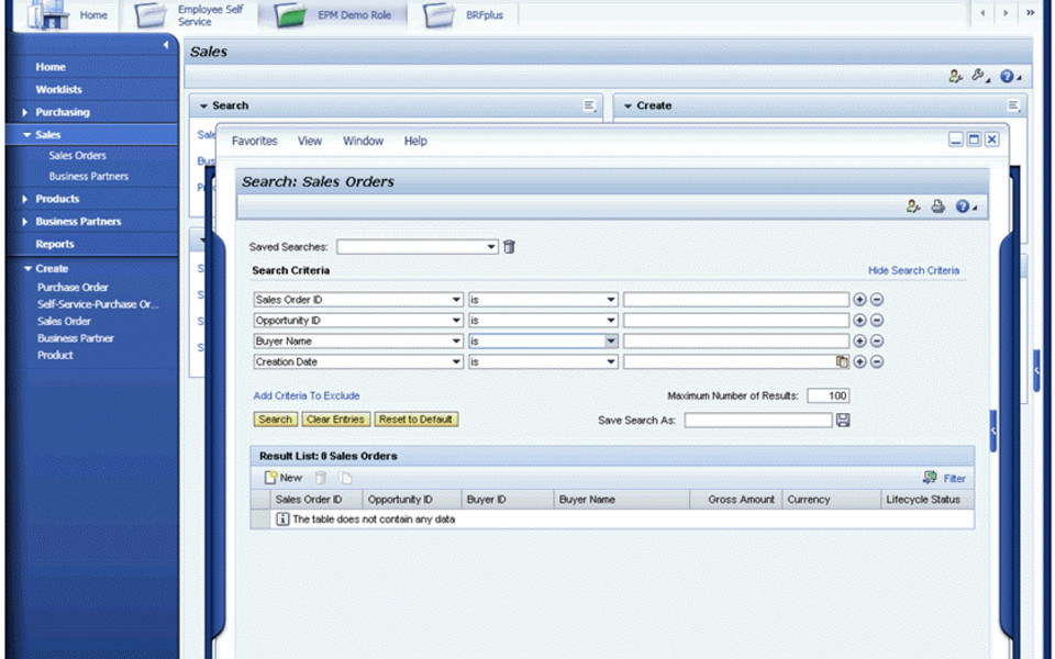SAP NetWeaver Business Client 5.0 for Desktop