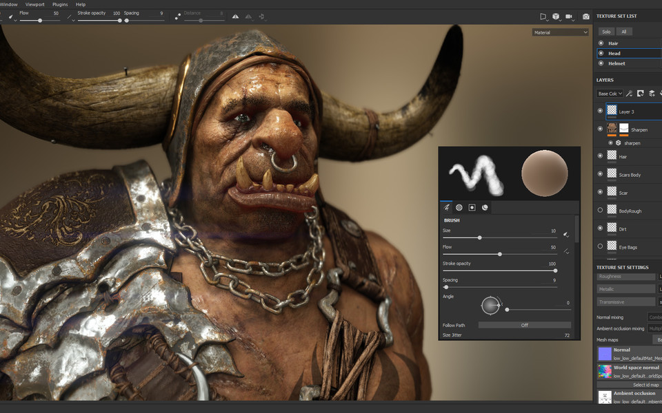 Substance Painter (Mac)