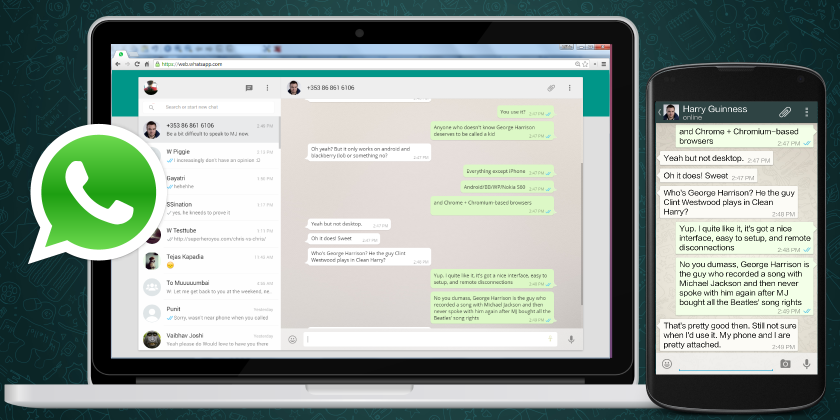 Whatsapp chat auf website